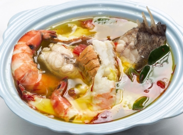 Seafood book - recipes by Steve Sunk. Northern Territory seafood, taken from pristine fisheries in northern waters. Territory bouillabaise