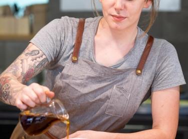 Besser Brew bar Darwin - coffee food alimentation