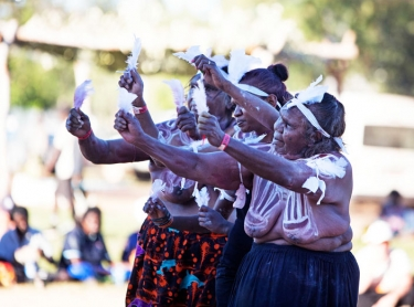 Barunga Festival 2018, a celebration of indigenous sport, music and culture