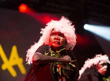 National Indigenous Music Awards (NIMA) 2016, Darwin