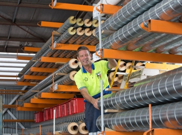 NTAP - Northern Territory Acrylic and Plastics - fabrication plant at Berrimah, Darwin