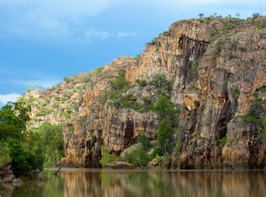 Nitmiluk NP - Cicada Lodge tourism resort - tourism destination- Katherine gorge -