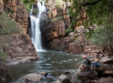 Nitmiluk NP - Cicada Lodge tourism resort - tourism destination- Katherine gorge - southern rockhole