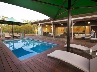 Nitmiluk NP - Cicada Lodge tourism resort - tourism destination