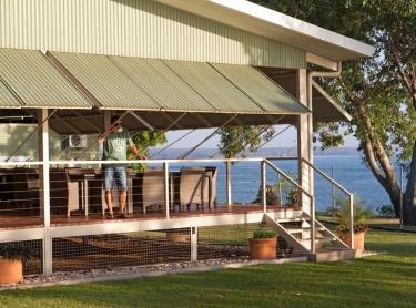 Fishing at Goose Creek on Melville Island, from Melville Island Lodge, Tiwi Adventures. Milikapiti community art centre Tiwi College